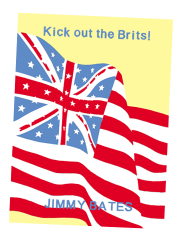 Kick out the Brits!
